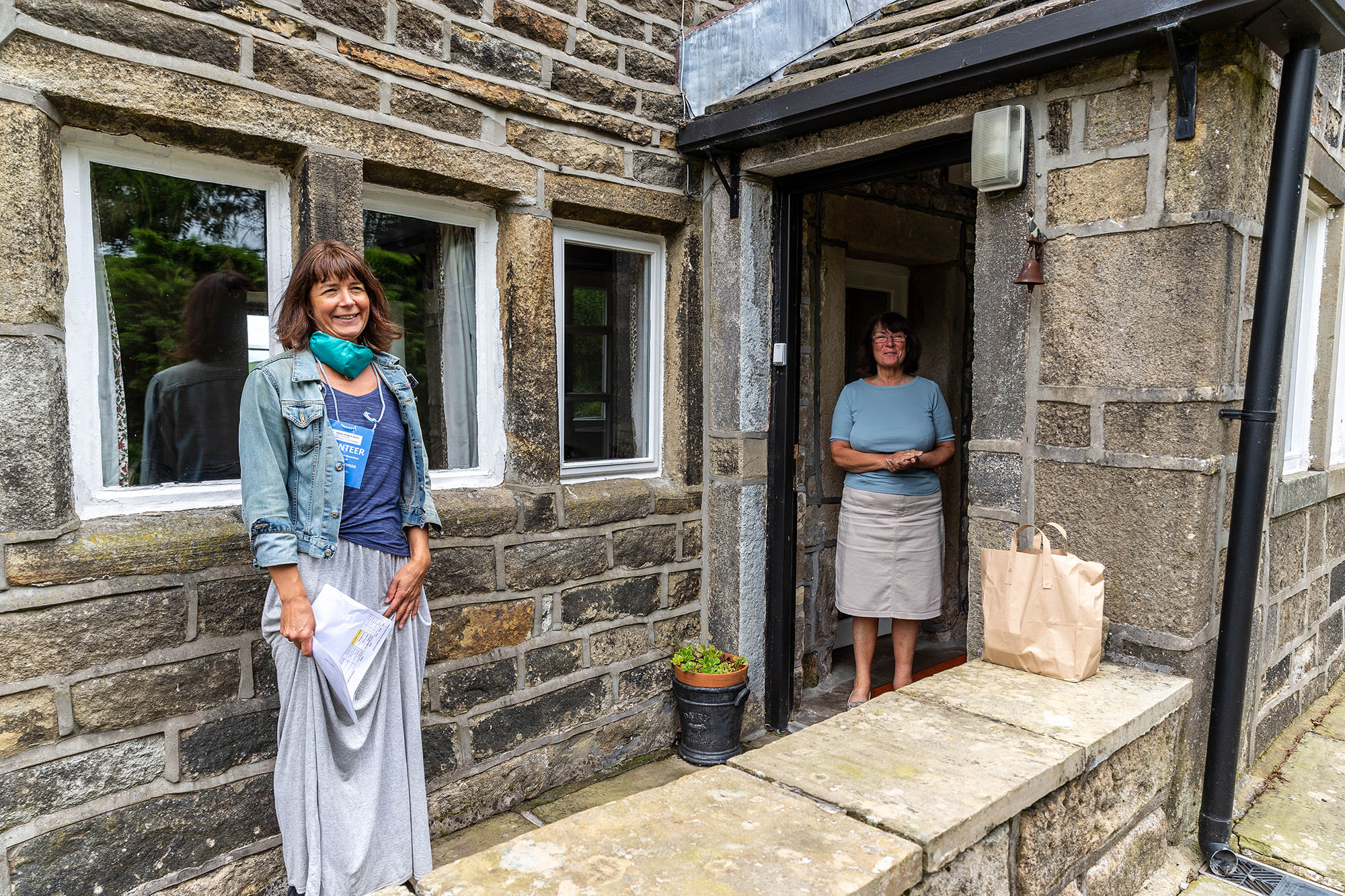 Food share scheme launched with Mytholroyd Co-op